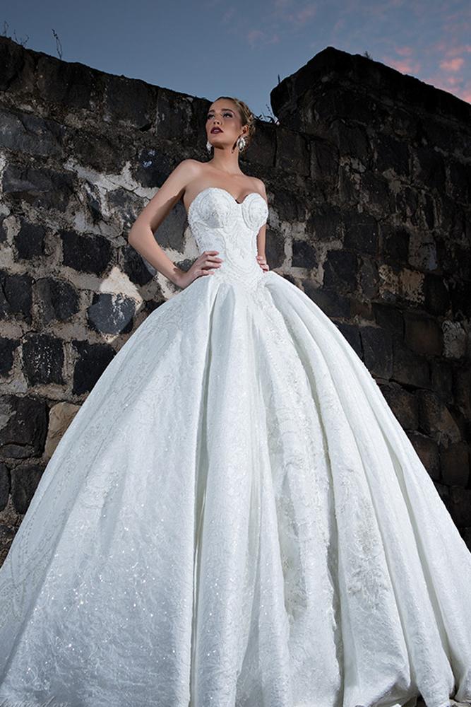 Prenses Gelinlik Modelleri 1111