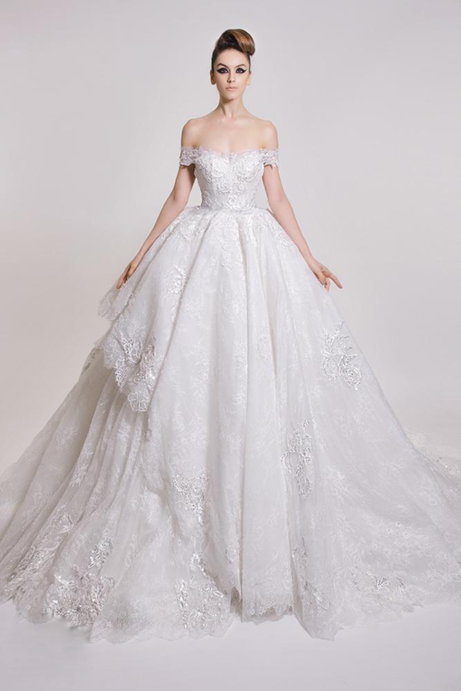 Prenses Gelinlik Modelleri 1115