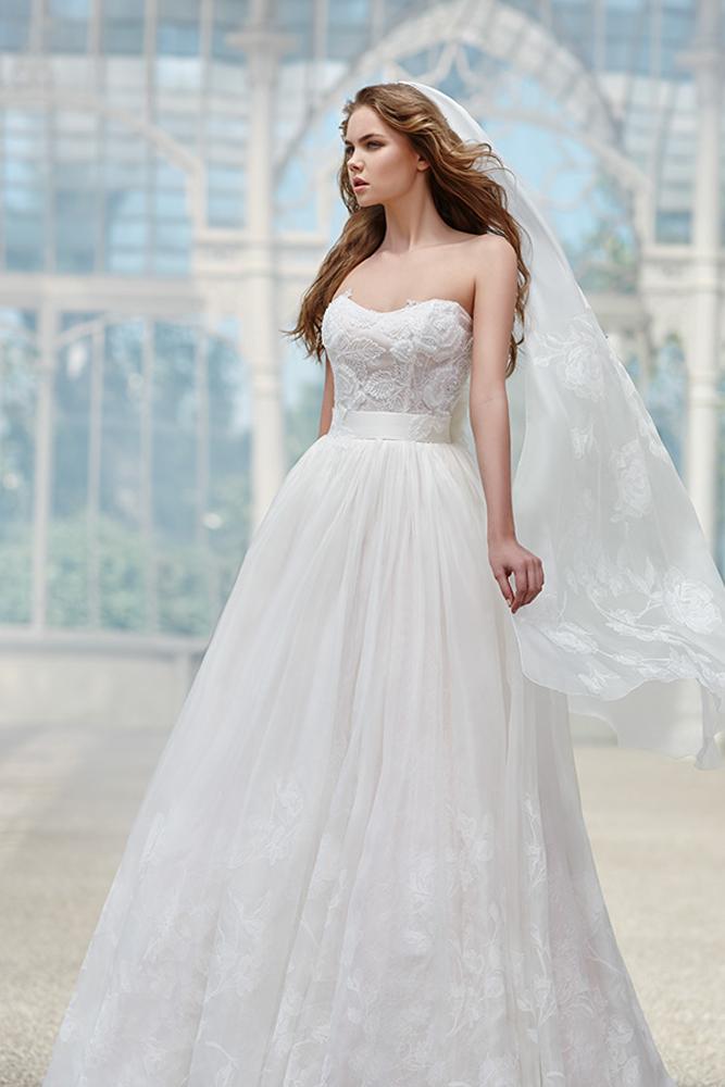 Prenses Gelinlik Modelleri 1137